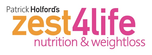 Patrick Holford's zest4life Nutrition 10-week weight loss program in Ealing West London